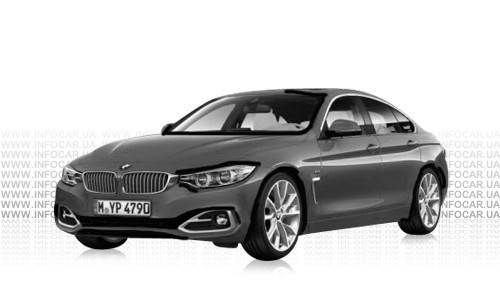 Цвета 4 Series Gran Coupe (F36)