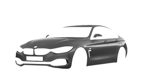 Цвета кузова 4 Series Gran Coupe (F36)